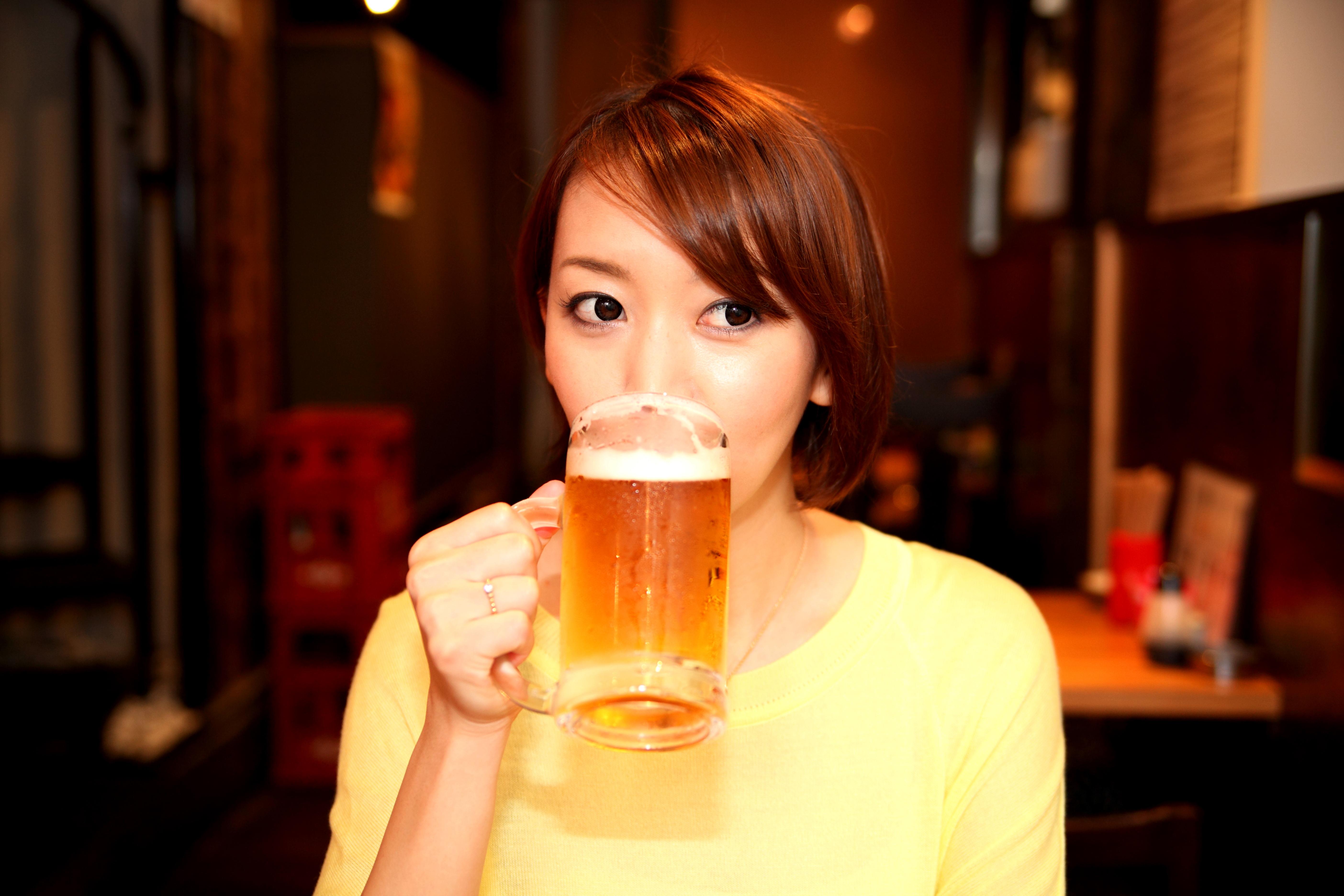 お酒と肥満との関係
